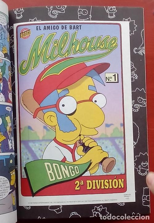Cómics: OLÉ! SIMPSON Nº 13 - LOS ASOMBROSOS SIMPSON de MATT GROENING - Foto 5 - 79908510