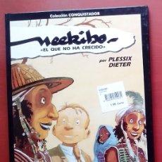 Cómics: COLECCIÓN CONQUISTADOR · NEEKIBO · 'EL QUE NO HA CRECIDO' DE MICHEL PLESSIX Y DIETER. Lote 79924981