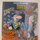 Cómics: SUPER LÓPEZ - GRITAD, GRITAD MALDITOS - MAGOS DEL HUMOR Nº 106 - JAN - EDICIONES B - AÑO 2005.. Lote 80013357