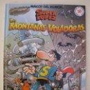 Cómics: SUPER LÓPEZ - LAS MONTAÑAS VOLADORAS - MAGOS DEL HUMOR Nº 101 - JAN - EDICIONES B - AÑO 2004.. Lote 80014317