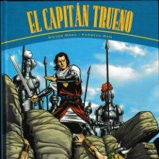 Cómics: EL CAPITAN TRUENO (VICTOR MORA - FUENTES MAN). Lote 80529141