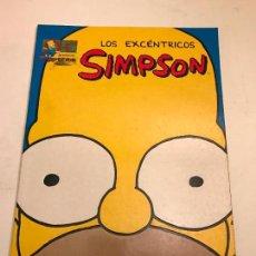 Cómics: COLECCION OLE Nº 2. LOS EXCENTRICOS SIMPSON. EDICIONES B 1996. Lote 80734606