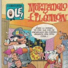 Cómics: OLÉ MORTADELO Y FILEMÓN. 71-M.78 1990. Lote 80818627