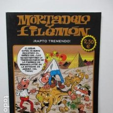 Comics: OLE MORTADELO Y FILEMON RAPTO TREMENDO. Lote 80960108