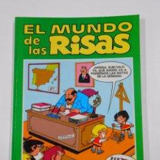 Cómics: EL MUNDO DE LAS RISAS Nº 20. 2ª SERIE. INCLUYE YO Y YO Nº 23. GUAI! Nº 150. ZIPI ZAPE Nº 83. TDKC22. Lote 81987696