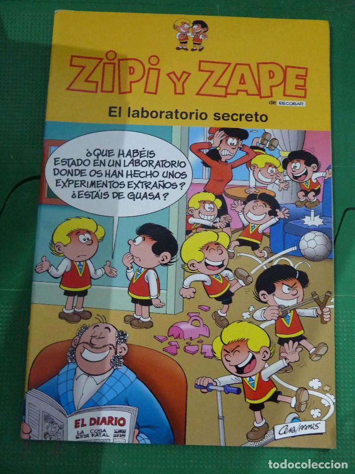COLECCION ZIPI Y ZAPE MORTADELO Y FILEMON Y SUPER LOPEZ (Tebeos y Comics - Ediciones B - Humor)