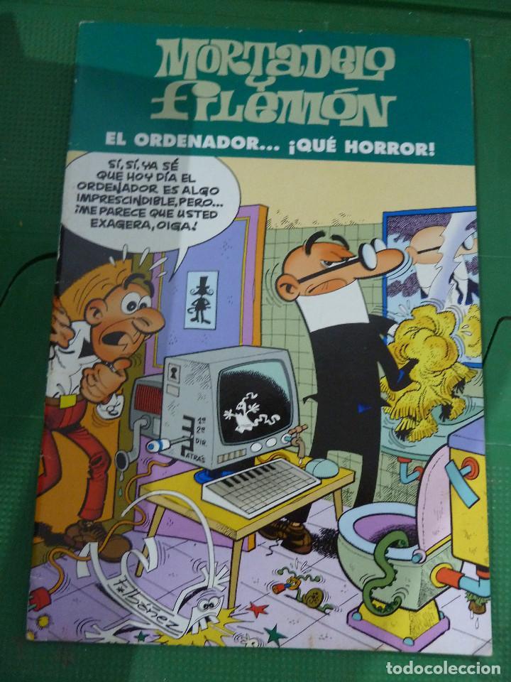 Cómics: COLECCION ZIPI Y ZAPE MORTADELO Y FILEMON Y SUPER LOPEZ - Foto 2 - 81988540