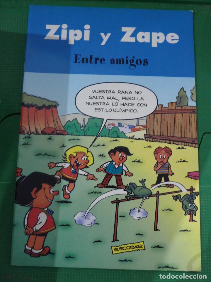 Cómics: COLECCION ZIPI Y ZAPE MORTADELO Y FILEMON Y SUPER LOPEZ - Foto 3 - 81988540