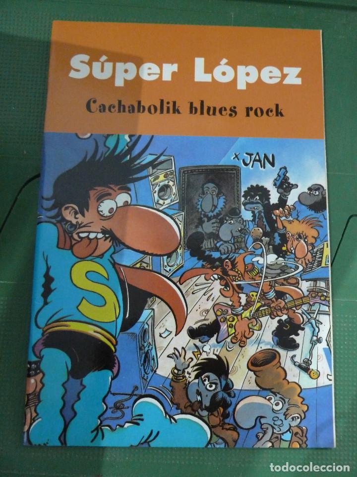 Cómics: COLECCION ZIPI Y ZAPE MORTADELO Y FILEMON Y SUPER LOPEZ - Foto 4 - 81988540