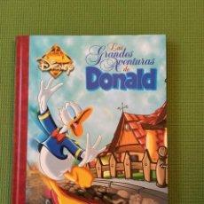 Cómics: SUPERDISNEY SUPER DISNEY - LAS GRANDES AVENTURAS DE DONALD - Nº 2 D30. Lote 82644412