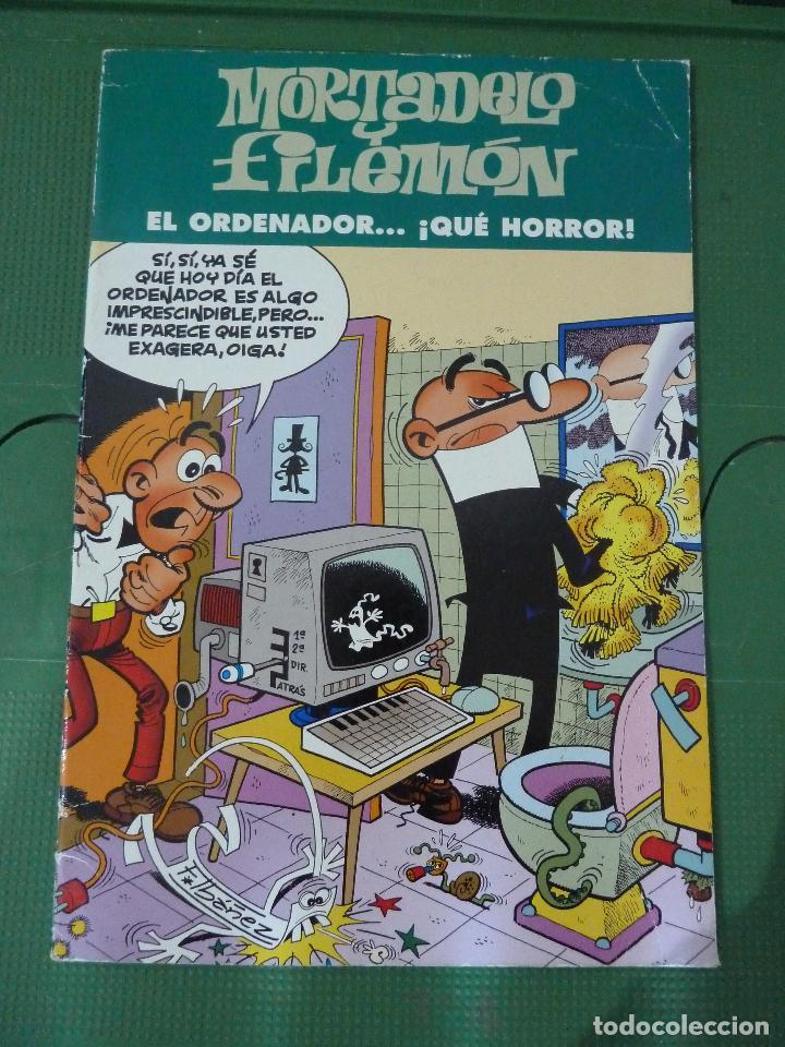 Cómics: COLECCION ZIPI Y ZAPE MORTADELO Y FILEMON Y SUPER LOPEZ - Foto 6 - 81988540