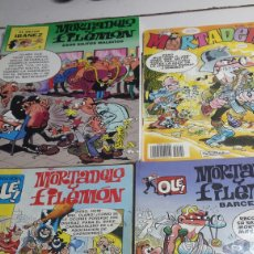Cómics: LOTE 4 COMICS VARIOS MORTADELO AÑOS 90. Lote 82989998