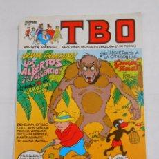 Cómics: TBO REVISTA MENSUAL Nº 15. EDICIONES B. TDKC23. Lote 83138108