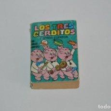 Cómics: LOS TRES CERDITOS Y OTROS CUENTOS MINI INFANCIA EDICIONES B. Lote 83979224