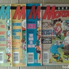 Cómics: LOTE SUPER MORTADELO, NÚMEROS 71, 92, 95, 97, 98 Y 104. EDICIONES B. TAMBIÉN SE VENDEN POR SEPARADO.. Lote 84499654