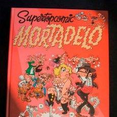 Cómics: SUPERTOPCOMIC - MORTADELO - Nº 3 - EDICIONES B. Lote 85932116