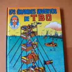 Cómics: LOS GRANDES INVENTOS DE TBO. EDICIONES B. Lote 104079295