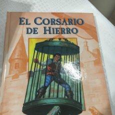 Cómics: EL CORSARIO DE HIERRO TOMO 1 EDICIONES B. Lote 86040604