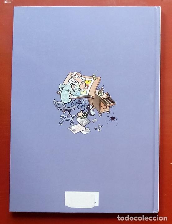 Cómics: MAGOS DEL HUMOR - SUPER LÓPEZ, IBA CAMINANDO... de JAN - EDICIONES B 2007 - Foto 2 - 86292430
