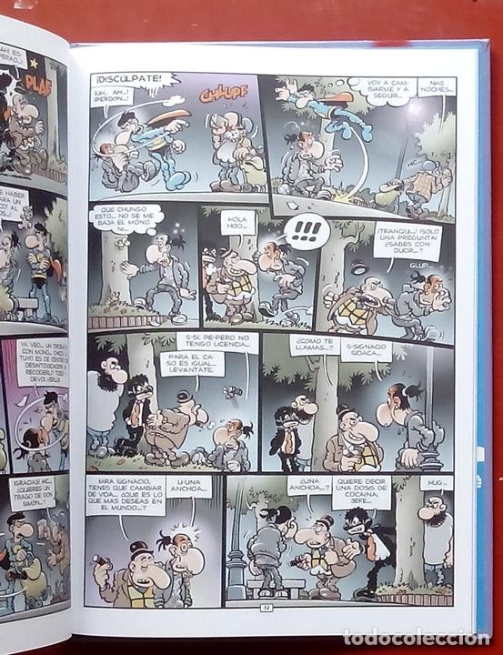 Cómics: MAGOS DEL HUMOR - SUPER LÓPEZ, IBA CAMINANDO... de JAN - EDICIONES B 2007 - Foto 7 - 86292430