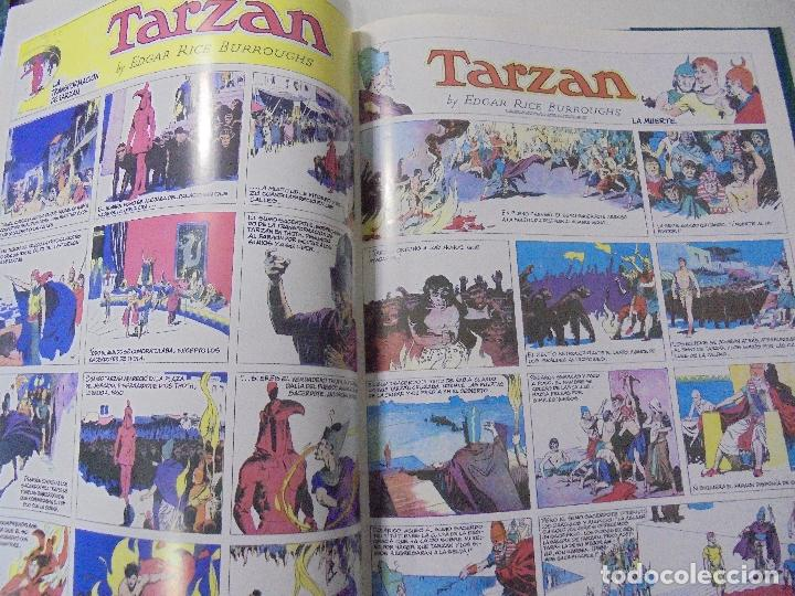 Cómics: TARZAN. HAL FOSTER. EDGAR RICE BURROUGHS. VOL. 2 (1932-1933). ED. B. PERFECTO ESTADO. 36,2X27,2CM - Foto 2 - 86330576