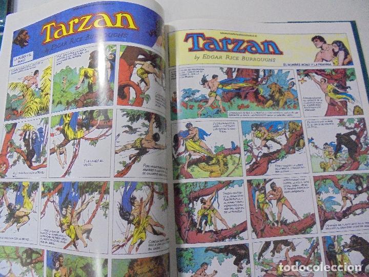 Cómics: TARZAN. HAL FOSTER. EDGAR RICE BURROUGHS. VOL. 2 (1932-1933). ED. B. PERFECTO ESTADO. 36,2X27,2CM - Foto 3 - 86330576