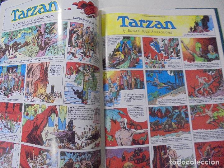Cómics: TARZAN. HAL FOSTER. EDGAR RICE BURROUGHS. VOL. 2 (1932-1933). ED. B. PERFECTO ESTADO. 36,2X27,2CM - Foto 4 - 86330576