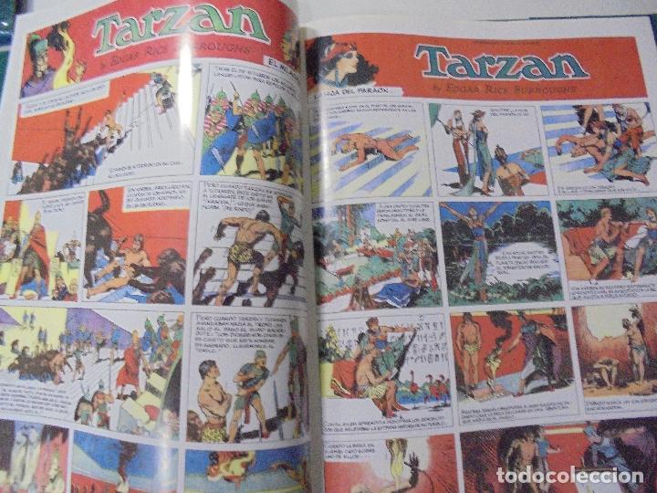 Cómics: TARZAN. HAL FOSTER. EDGAR RICE BURROUGHS. VOL. 2 (1932-1933). ED. B. PERFECTO ESTADO. 36,2X27,2CM - Foto 5 - 86330576