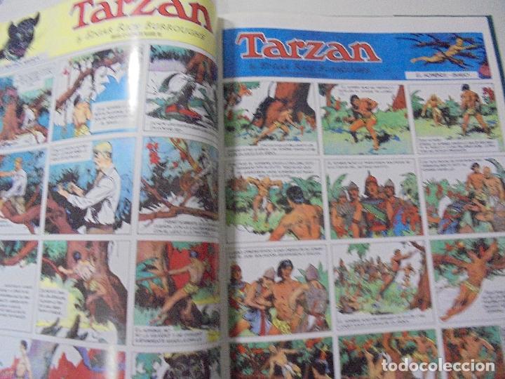 Cómics: TARZAN. HAL FOSTER. EDGAR RICE BURROUGHS. VOL. 2 (1932-1933). ED. B. PERFECTO ESTADO. 36,2X27,2CM - Foto 7 - 86330576