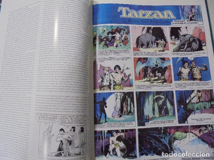 Cómics: TARZAN. HAL FOSTER. EDGAR RICE BURROUGHS. VOL. 2 (1932-1933). ED. B. PERFECTO ESTADO. 36,2X27,2CM - Foto 9 - 86330576