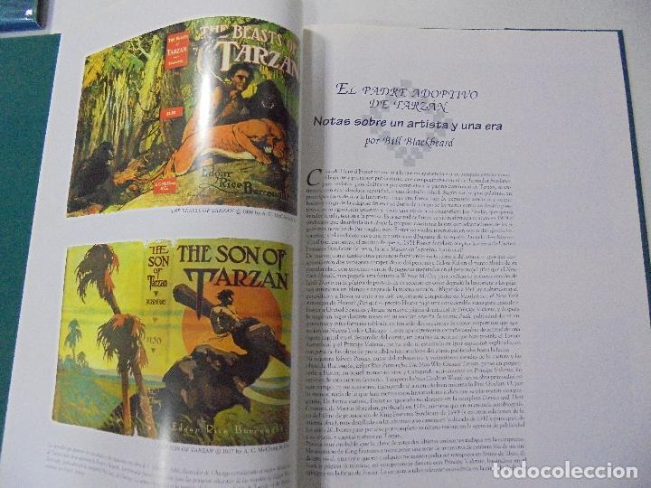Cómics: TARZAN. HAL FOSTER. EDGAR RICE BURROUGHS. VOL. 2 (1932-1933). ED. B. PERFECTO ESTADO. 36,2X27,2CM - Foto 11 - 86330576