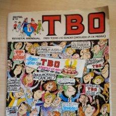 Cómics: TBO. N° 13. ANY 1988.. Lote 86331739