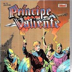 Cómics: PRÍNCIPE VALIENTE. Nº77. AÑO 1988. EDICIONES B.. Lote 86357012