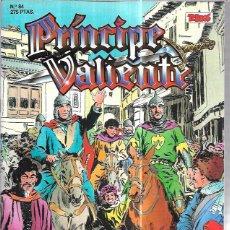Cómics: PRINCIPE VALIENTE. Nº84. EDICIONES B. AÑO 1988.. Lote 86357476