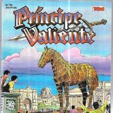 Cómics: PRINCIPE VALIENTE. Nº83. EDICIONES B. AÑO 1988.. Lote 86357484