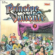Cómics: PRINCIPE VALIENTE. Nº85. EDICIONES B. AÑO 1988.. Lote 86357528