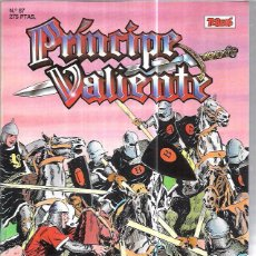 Cómics: PRÍNCIPE VALIENTE. Nº87. EDICIONES B. AÑO 1988.. Lote 86520192
