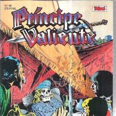 Cómics: PRÍNCIPE VALIENTE. Nº91. EDICIONES B. AÑO 1988.. Lote 86520256