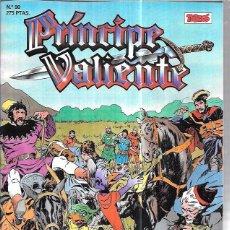 Cómics: PRÍNCIPE VALIENTE. Nº90. EDICIONES B. AÑO 1988.. Lote 86520272