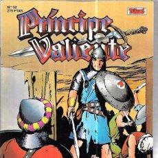 Cómics: PRÍNCIPE VALIENTE. Nº52. EDICIONES B. AÑO 1988.. Lote 86520284