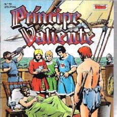 Cómics: PRÍNCIPE VALIENTE. Nº53. EDICIONES B. AÑO 1988.. Lote 86520296