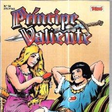 Cómics: PRÍNCIPE VALIENTE. Nº54. EDICIONES B. AÑO 1988.. Lote 86520308