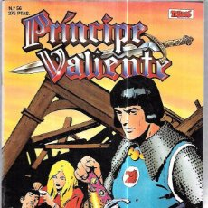 Cómics: PRÍNCIPE VALIENTE. Nº56. EDICIONES B. AÑO 1988.. Lote 86520348