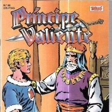 Cómics: PRÍNCIPE VALIENTE. Nº60. EDICIONES B. AÑO 1988.. Lote 86520448