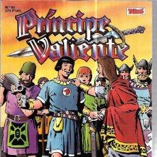 Cómics: PRÍNCIPE VALIENTE. Nº62. EDICIONES B. AÑO 1988.. Lote 86520476