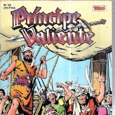Cómics: PRÍNCIPE VALIENTE. Nº63. EDICIONES B. AÑO 1988.. Lote 86520484