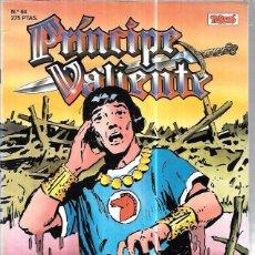 Cómics: PRÍNCIPE VALIENTE. Nº64. EDICIONES B. AÑO 1988.. Lote 86520512