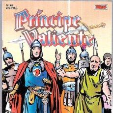 Cómics: PRÍNCIPE VALIENTE. Nº65. EDICIONES B. AÑO 1988.. Lote 86520544