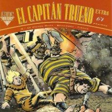 Cómics: EL CAPITAN TRUENO. EXTRA. Nº 44. VICTOR MORA / BEAUMONT / TINOCO. 2007. EDICIONES B. 1º EDICION. Lote 86530112
