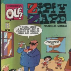 Cómics: ZIPI Y ZAPE Nº 158 - Z.54 EDICIONES B 1ª EDICION ABRIL 1989 - COLECCION OLE!. Lote 86538388